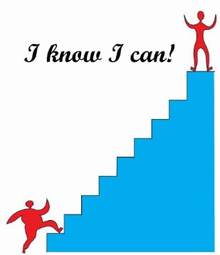 Words of Encouragement – I Know I Can!