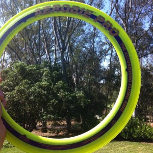 Astonishing Flying Ring, Aerobie Pro Ring, Exercise, Fitness, Fun, Toys