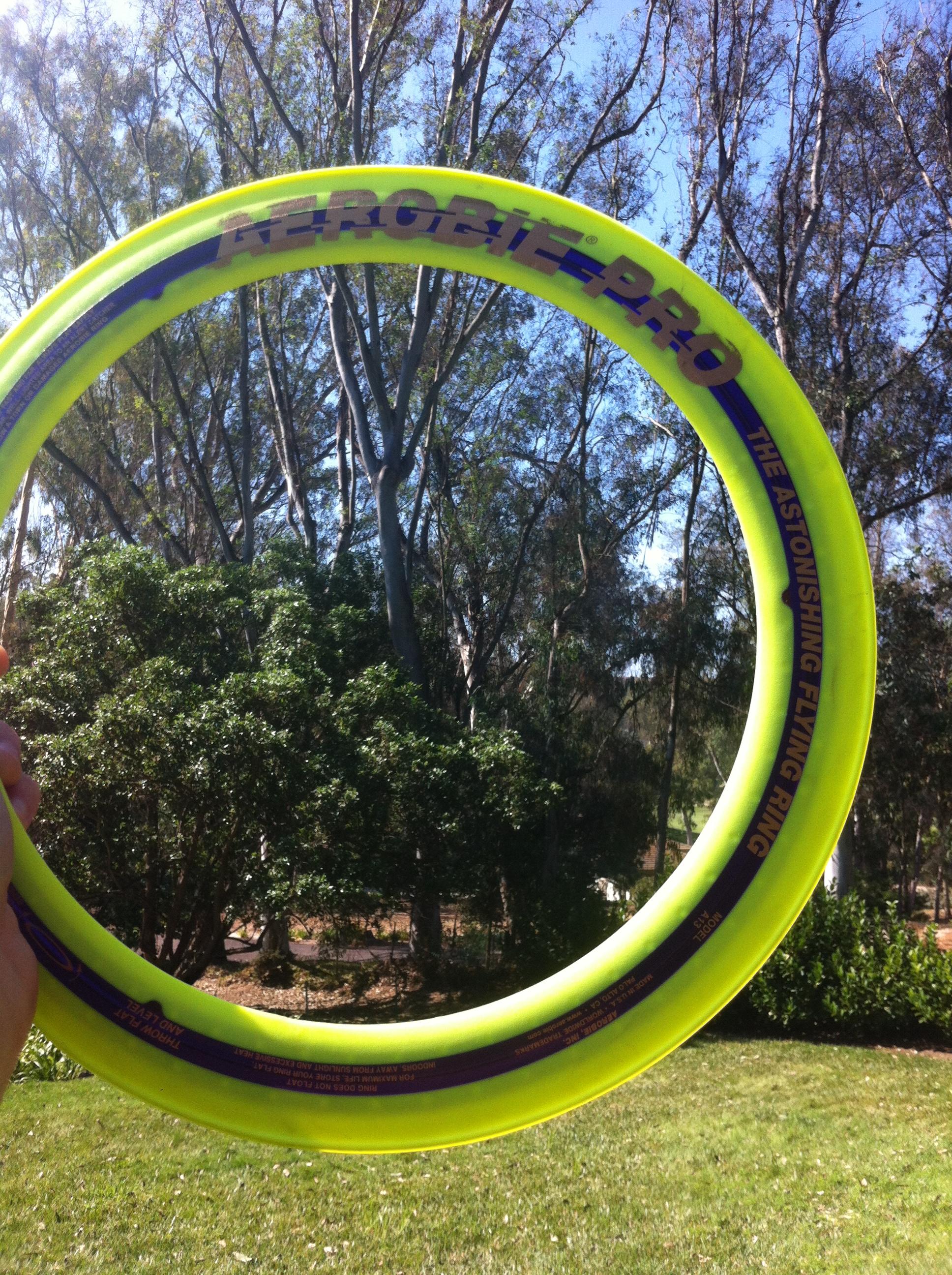 Astonishing Flying Ring, Aerobie Pro Ring, Exercise, Fitness, Fun, Toys