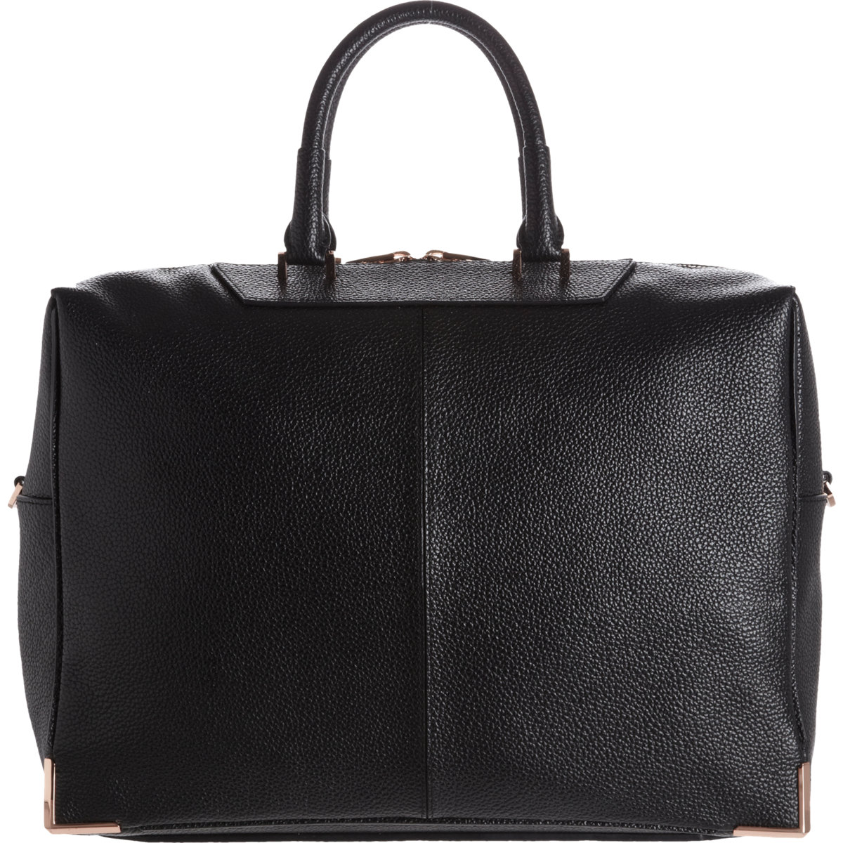 Best Women's Briefcase   Alexander Wang Prisma Skeletal Black Briefcase