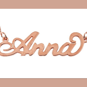 Best Name Necklaces, New Mommy Gifts