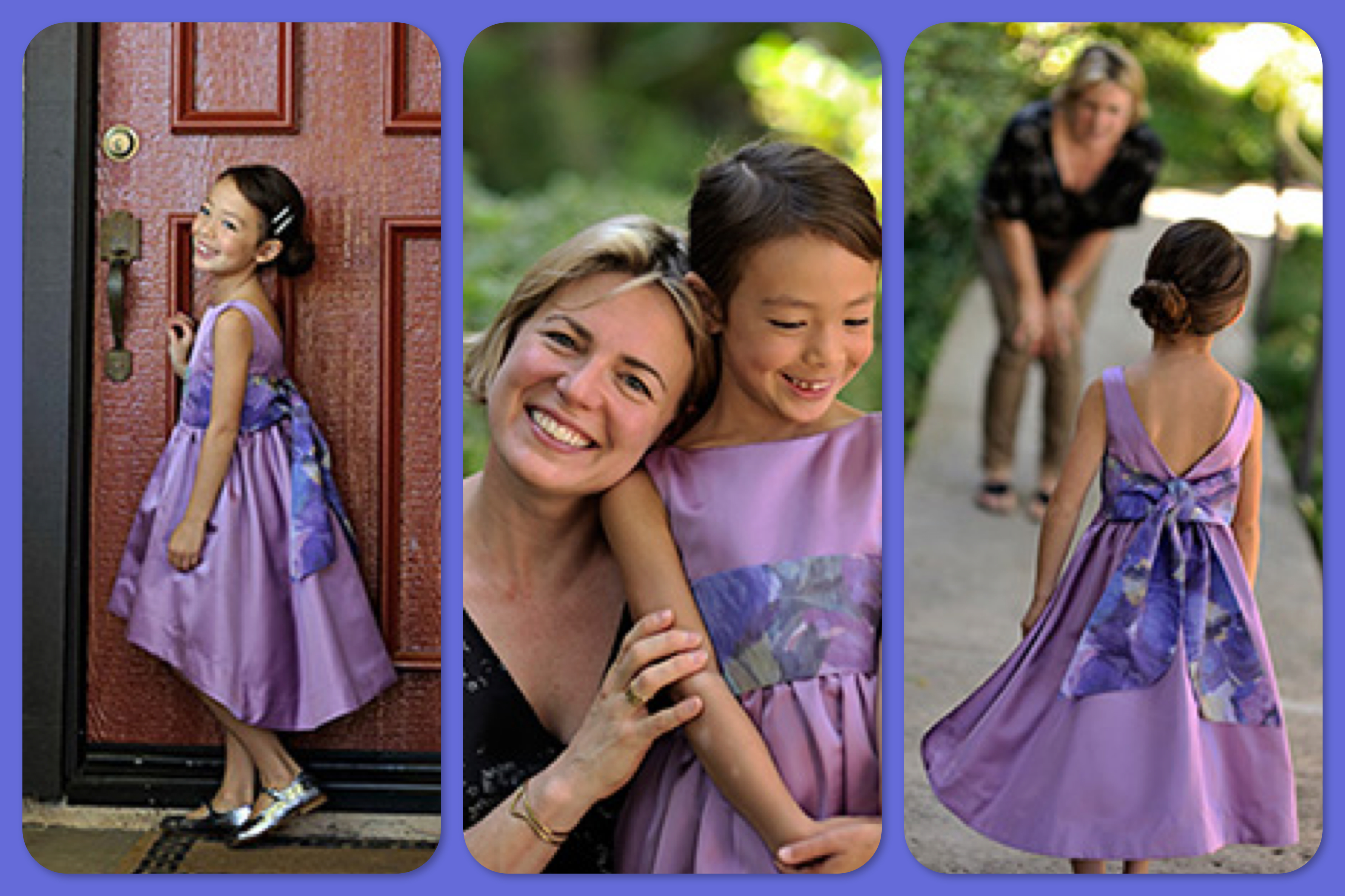 Lily of Modern Family Emmy Dress
