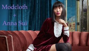 Modcloth Collaboration with Anna Sui