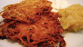 Best Hanukkah Potato Latkes Recipe