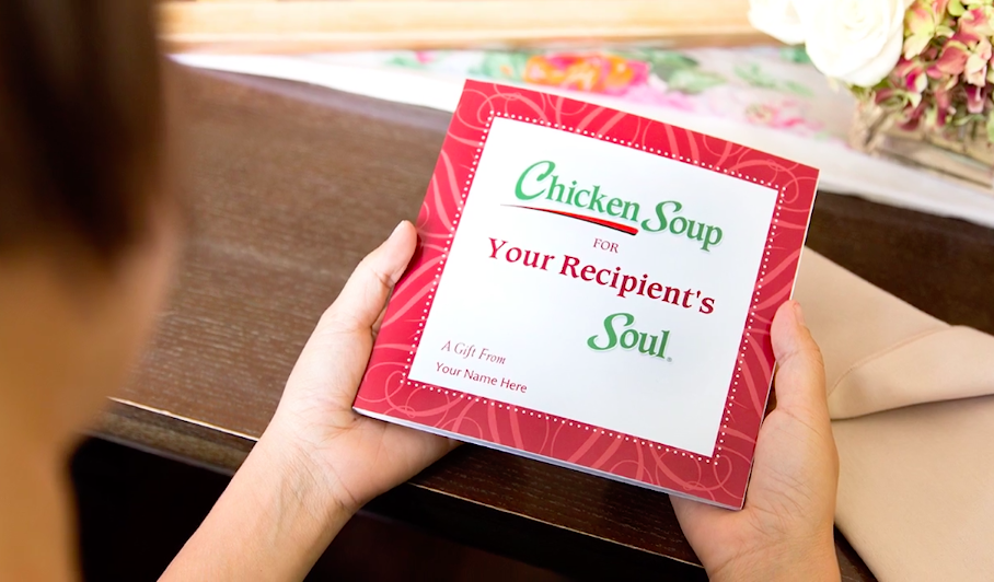 Blurb's Chicken Soup For Your Soul! | Holiday Gift Ideas | Inspire!