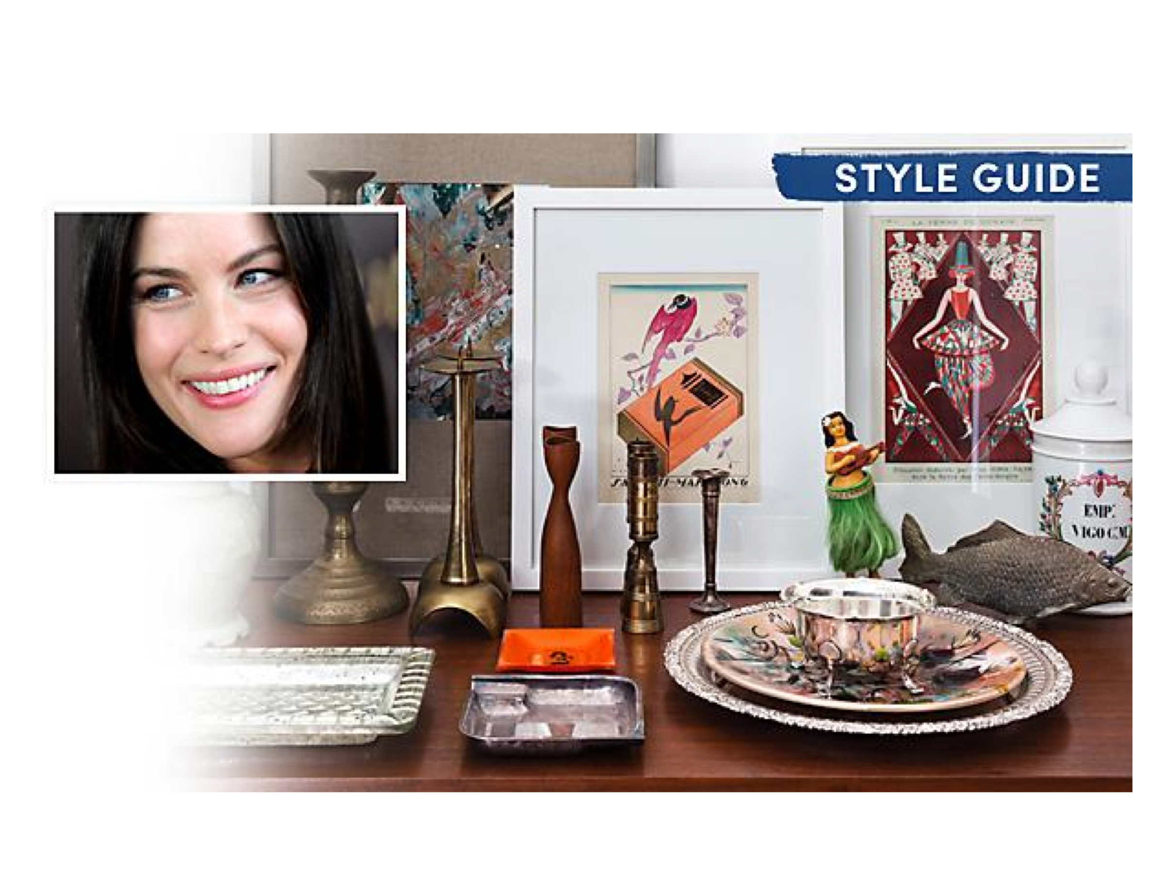 Liv Tyler Style Guide
