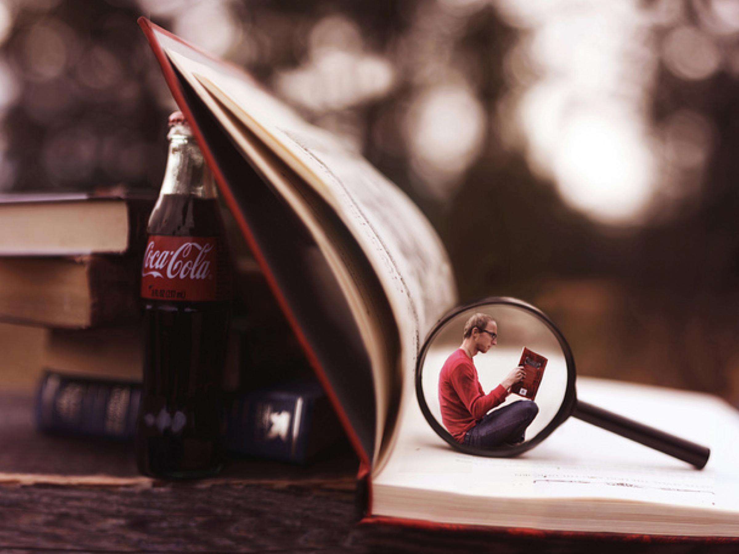 Coke Photographer Inspiration