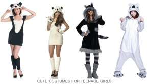 CUTE COSTUMES FOR TEENAGE GIRLS
