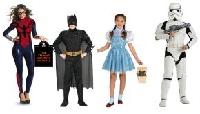 Top Trending Halloween Costumes