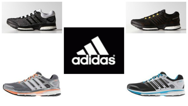 adidas Boost Running Shoes