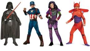 Top 10 Kids Costumes of 2015