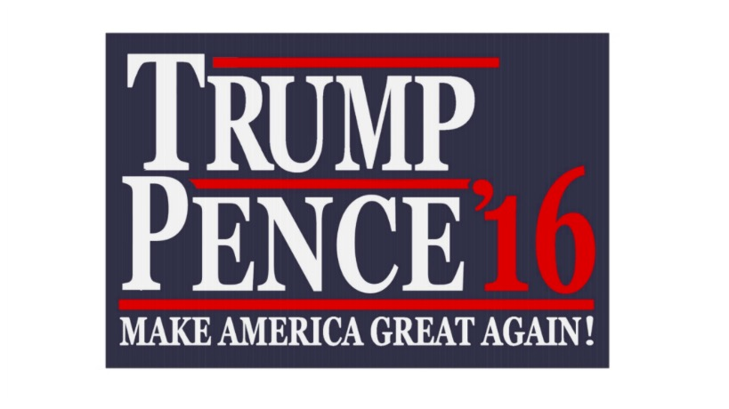Trump Pence Presidential Campaign