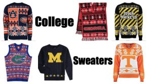 College Sweaters