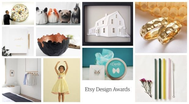 GreatGets Top 10 Etsy Design Award Finalists