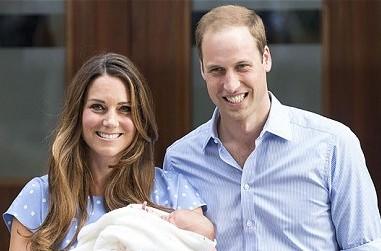 Royal Baby Prince Named