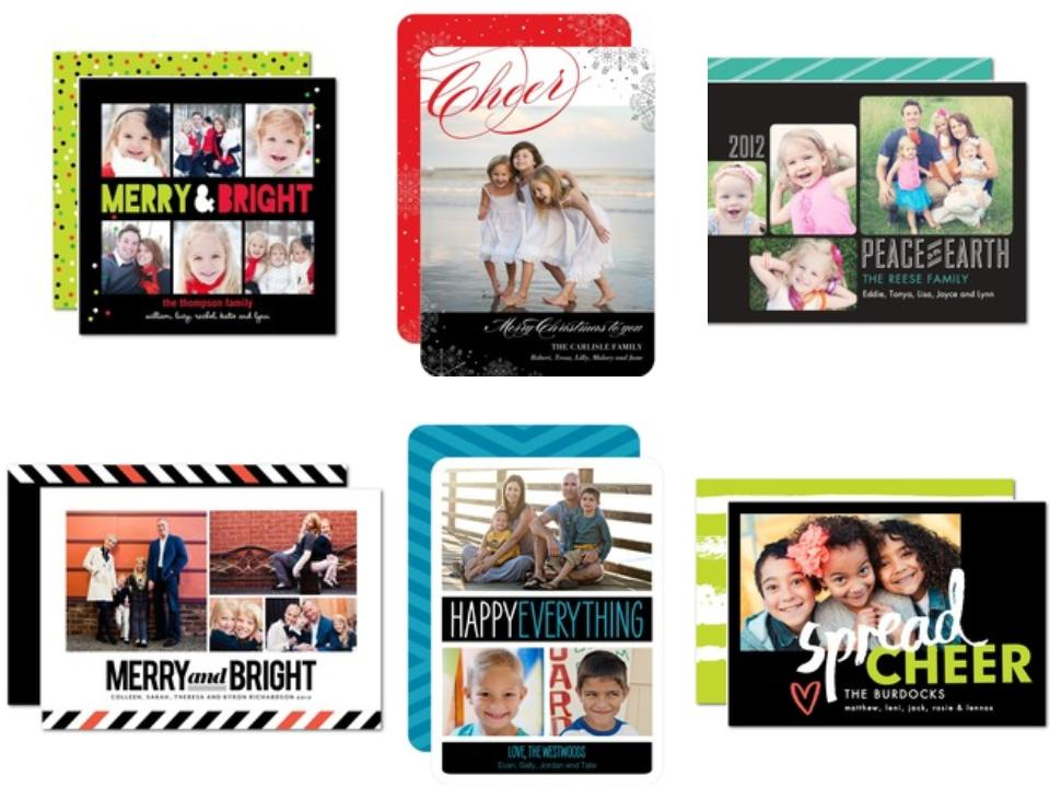 Christmas & Holiday Card Trends