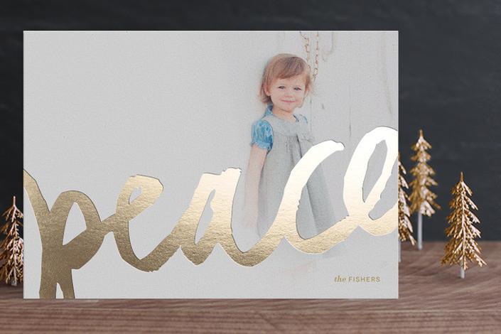 Creative Holiday Card Enhancements