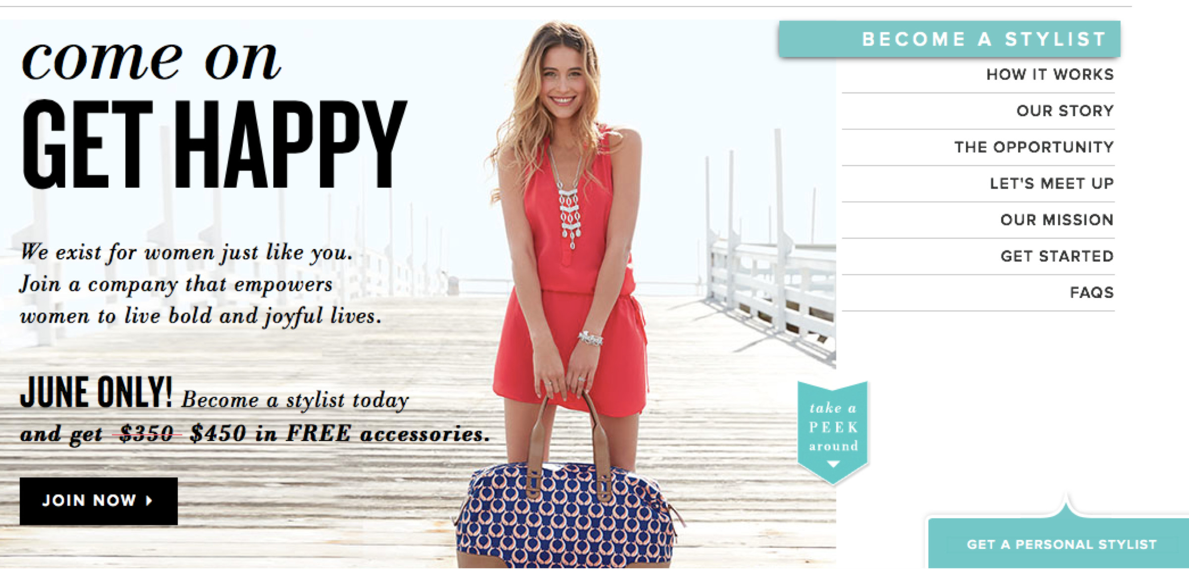 Stella & Dot Stylist Opportunity