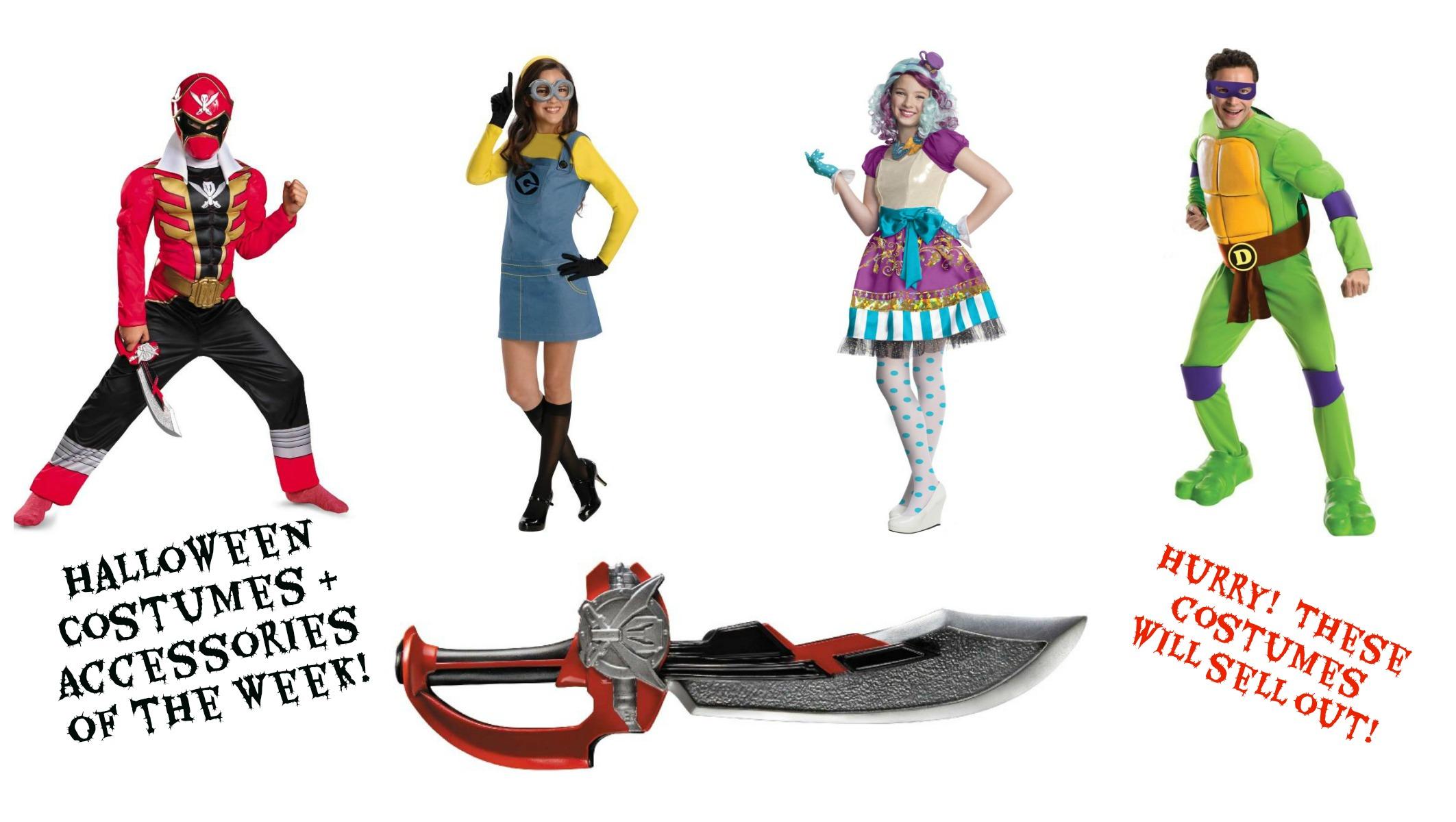 Trending Halloween Costumes & Accessories
