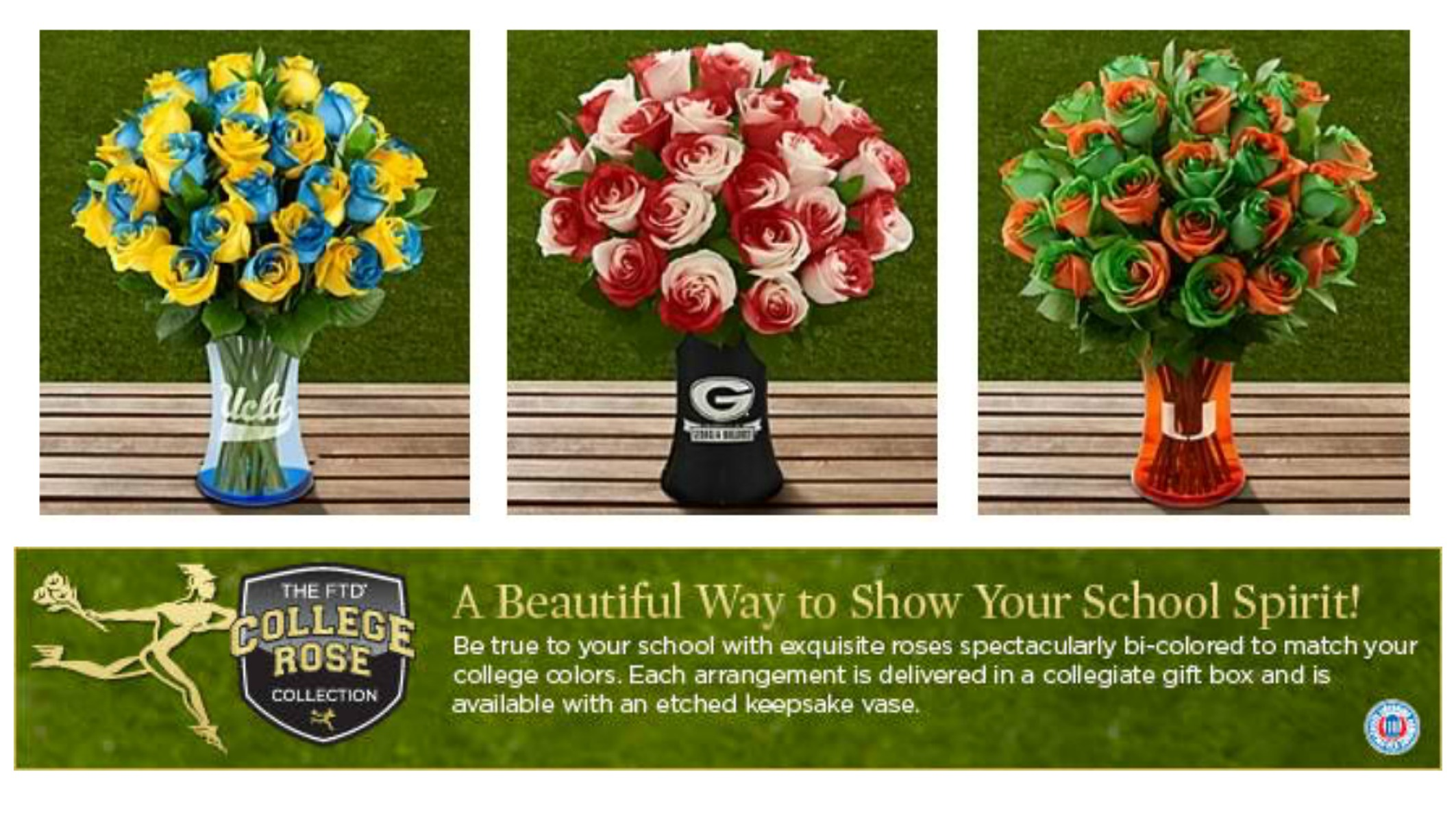 FTD College Roses