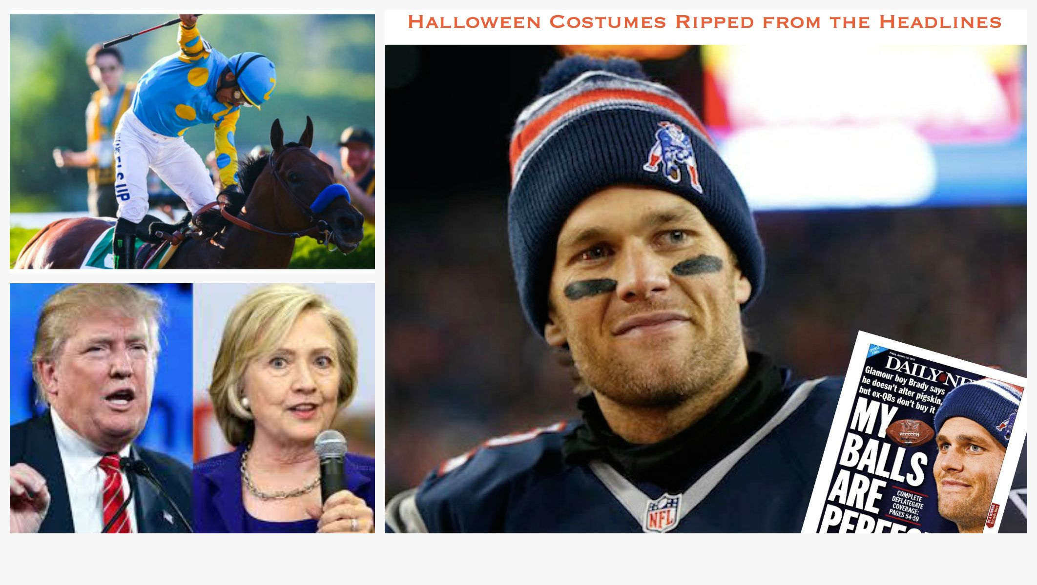 Halloween Costumes Ripped from the Headlines