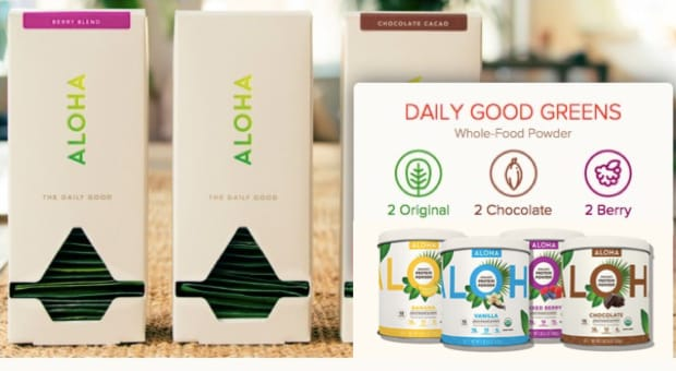 Get Healthy with ALOHA